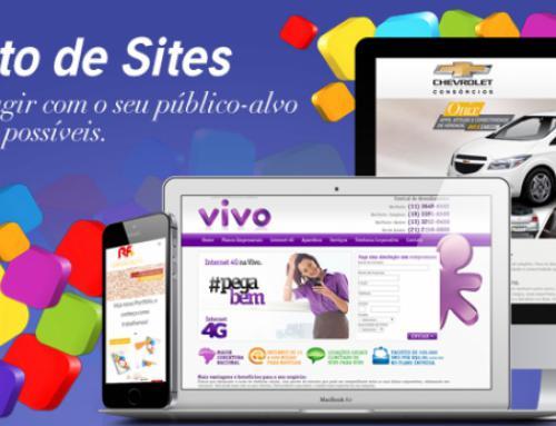Criação de Sites Profissionais e Imóbiliaria Virtual