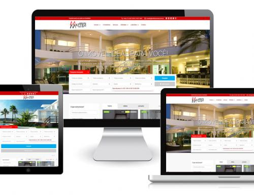 Mattez Imóveis- Site Responsivo Tipo Imobiliária Virtual + Sistema Emobil + Otimização SEO